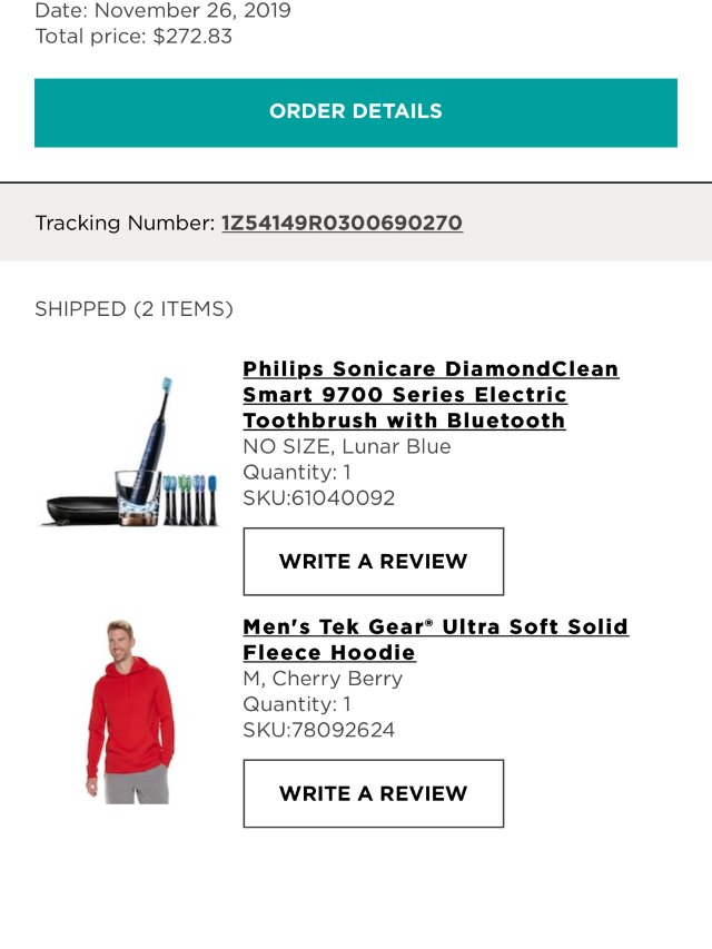 Philips Sonicare ...