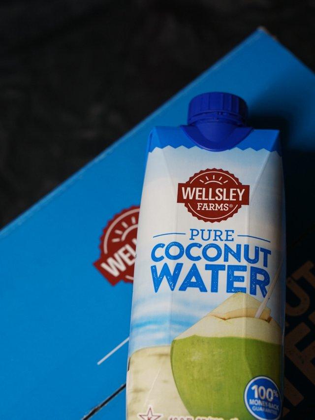 晒货|纯Coconut Water🥥