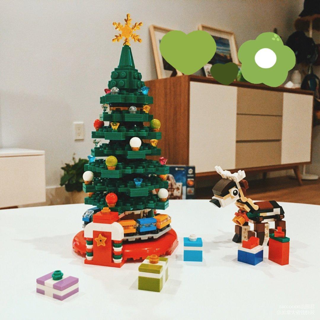 LEGO乐高-连礼赠都如此完美