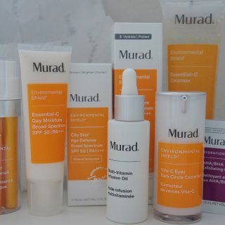 近期美妆护肤品开箱|Murad|香缇卡...