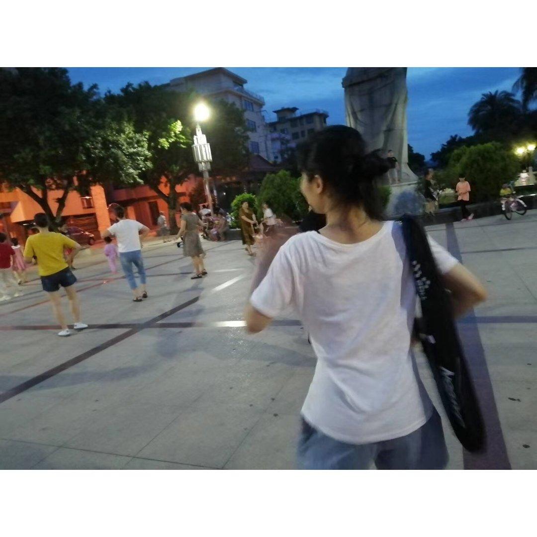 学习广场舞