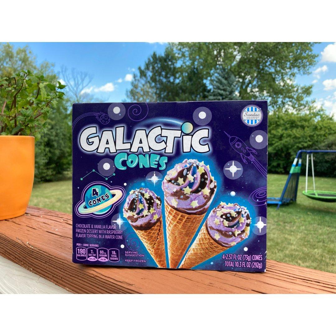 把星空装进ice cream里