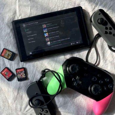 马里奥赛车8 - Nintendo Switch