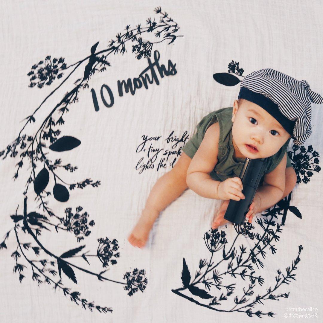 皮蛋女兒滿十個月啦🥳
