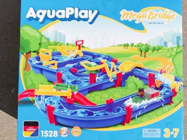 夏日最好玩的玩水玩具瑞典AquaP...