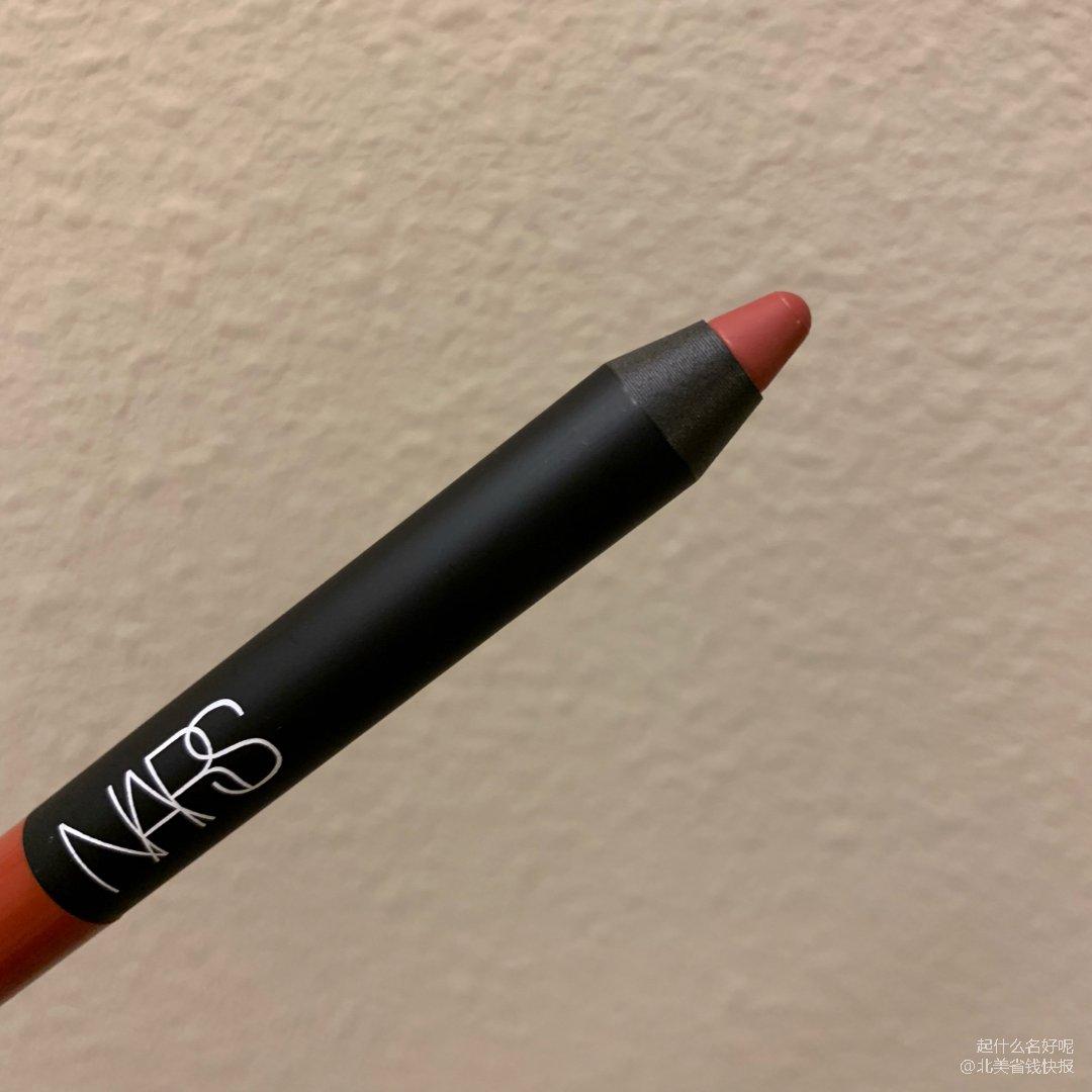 回购的Nars Dolce Vita唇笔