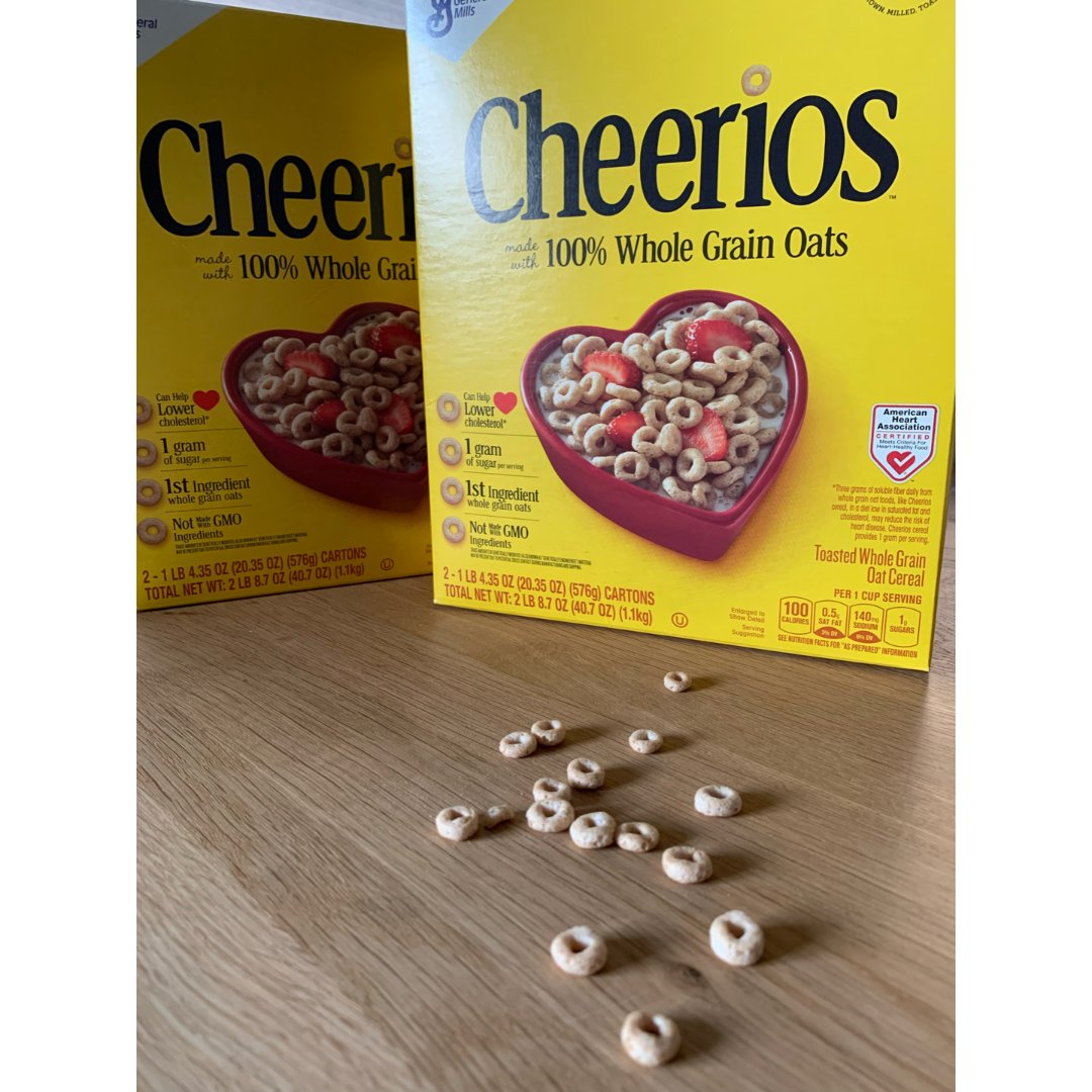 懶人早餐 Cheerios 100...