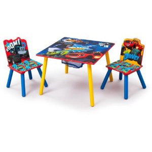 $29 Delta Children Blaze and the Monster Machines Table & Chair Set ...