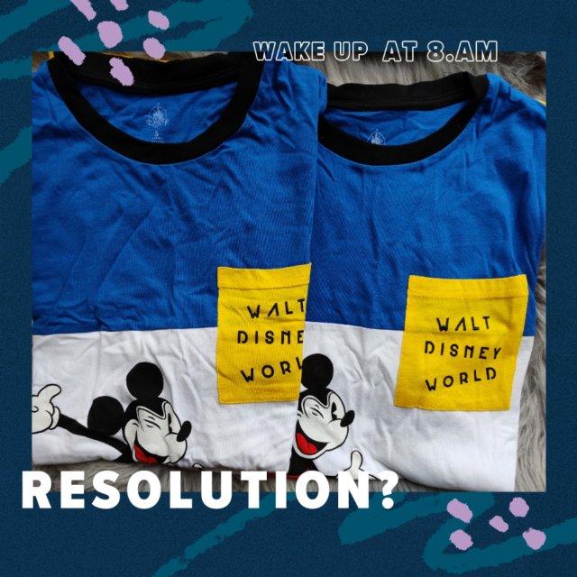 Disney 晒单