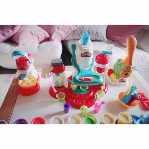 Play-Doh培乐多彩泥小厨房/厨娘厨宝养成记