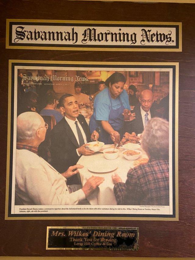 奥巴马也爱的餐厅🍴推荐