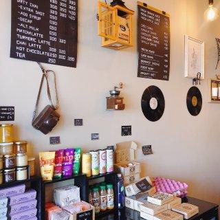 伦敦咖啡 小众可爱Press Cafe...