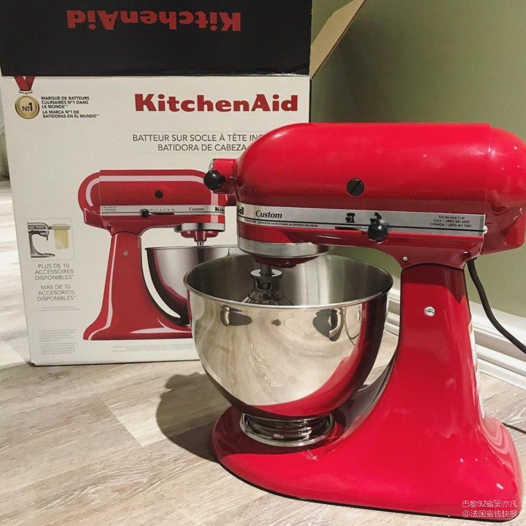 Kitchen Aid 厨师机 |...
