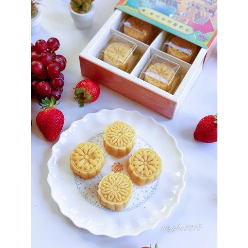 享受这一份美味的下午茶☕️—来自SinoBox的精致亚洲甜品