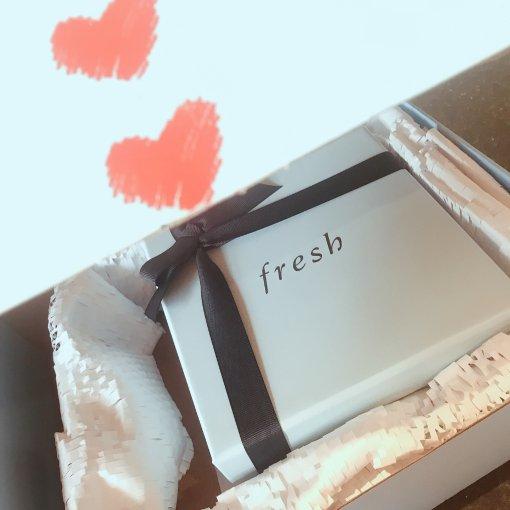 💓 感谢君君感谢Fresh赠送的六件套面膜套装!