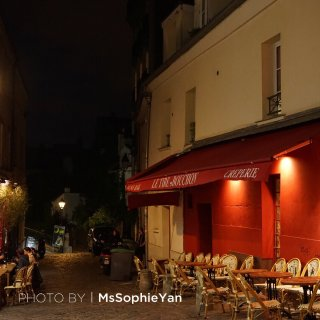 巴黎旅游|全巴黎最棒的俯瞰处...