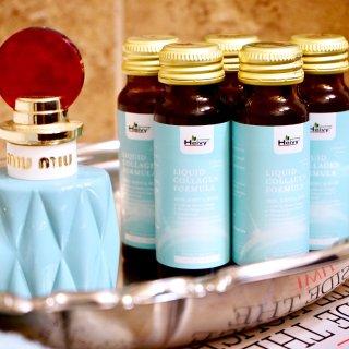 Heivy胶原蛋白口服液蓝瓶测评