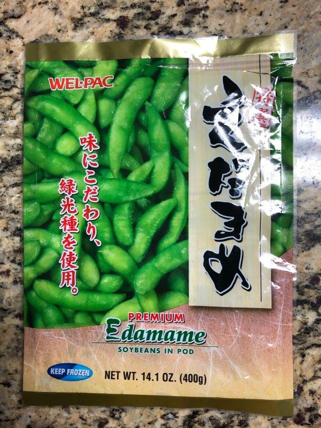 可以做零食的一道小菜—毛豆
