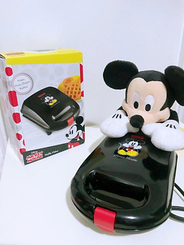 【商城兑换】迪士尼 米奇mini华夫机