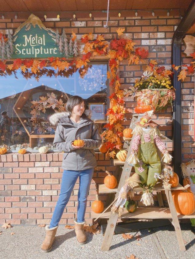 西雅图东边的德国小镇 秋季欧洲风情...