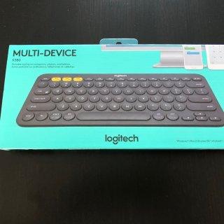 性价比之选、罗技k380蓝牙键盘体验