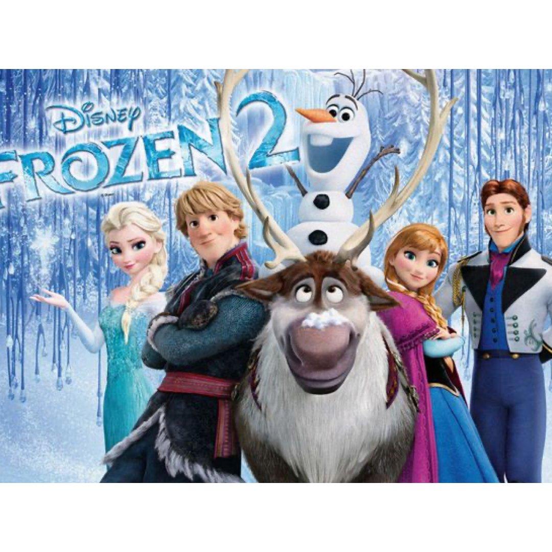 """我们的""""定情""""电影·Frozen系列"""