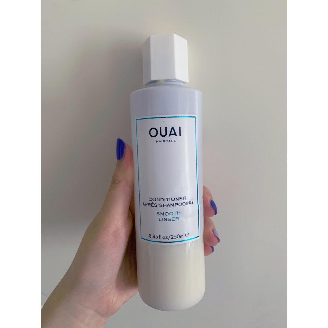 QUAI的护发素和洗发水都非常可!...