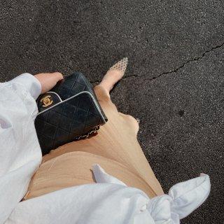 我的香奈儿包包 方胖子和流浪包双肩款,你...