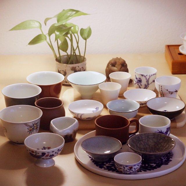 这些年我收集并在用的茶具们 - 人...