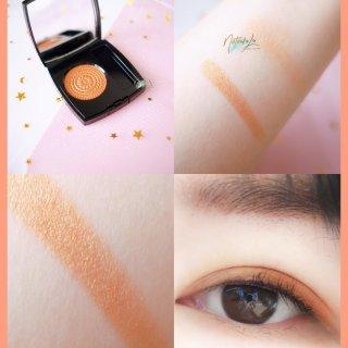 新年愿望:眼妆进步!Chanel2019圣诞限量单色眼影