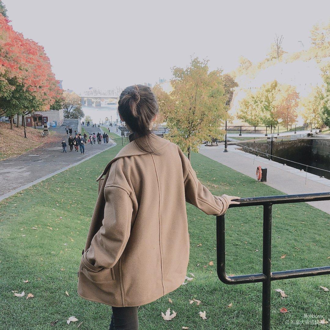 OOTD|秋冬叠穿 男友力毛呢西装外套