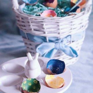 🐣 蛋壳可以这样玩/复活节DIY手工装饰...