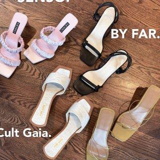 夏日平价设计感凉鞋分享⭐️要时髦也要舒适...