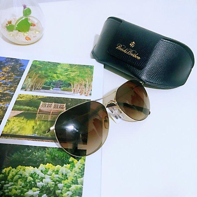 Brooks Brothers 太阳眼镜