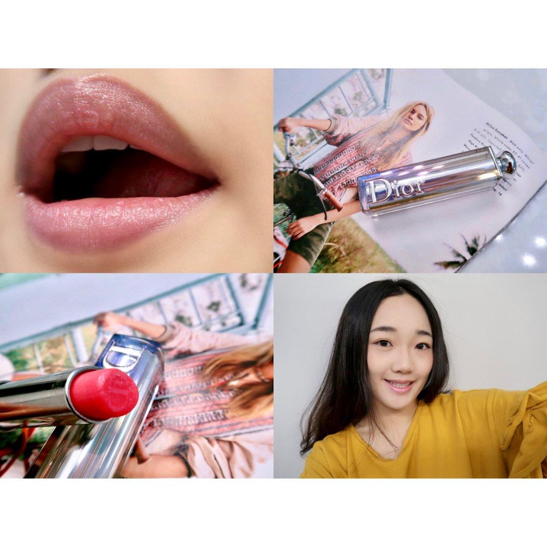 Dior Addict迪奥樱花粉🌸唇膏
