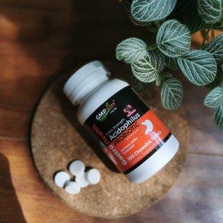GMP Vitas | 益生菌咀嚼片,维持消化健康
