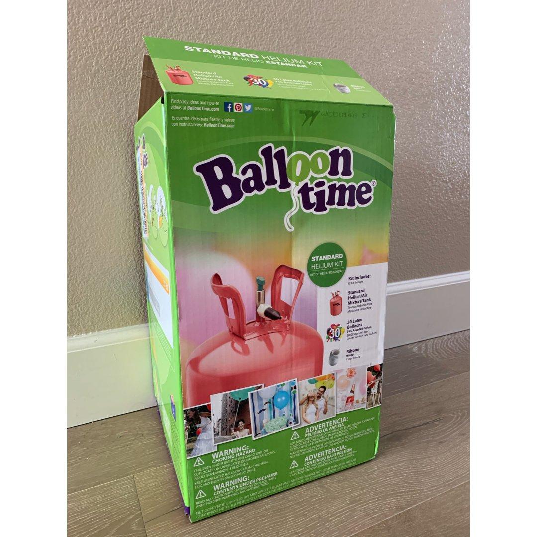 给喜欢气球的娃的惊喜礼物