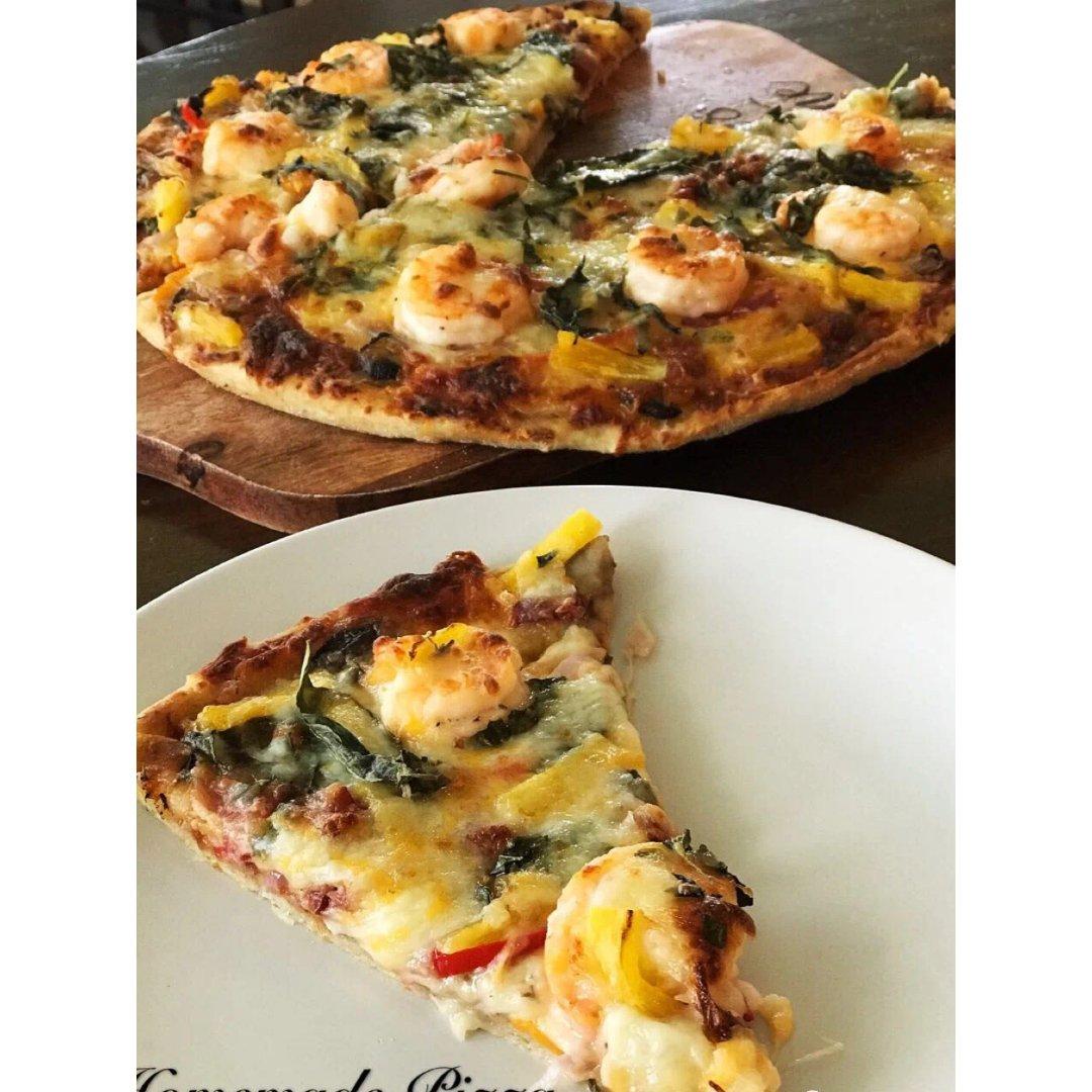 美味Pizza自己做🍕🍕