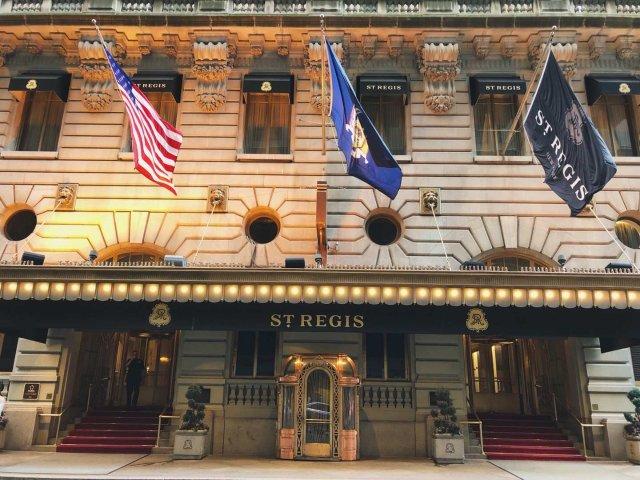 酒店|纽约瑞吉酒店 世纪历史的经典之作