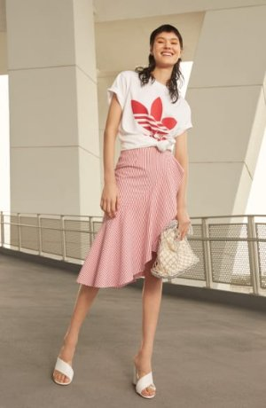 WAYF Naples Ruffle Skirt | Nordstrom