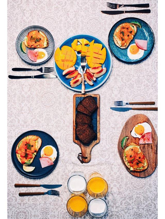 【对称or不对称早餐】以爱为源,关...