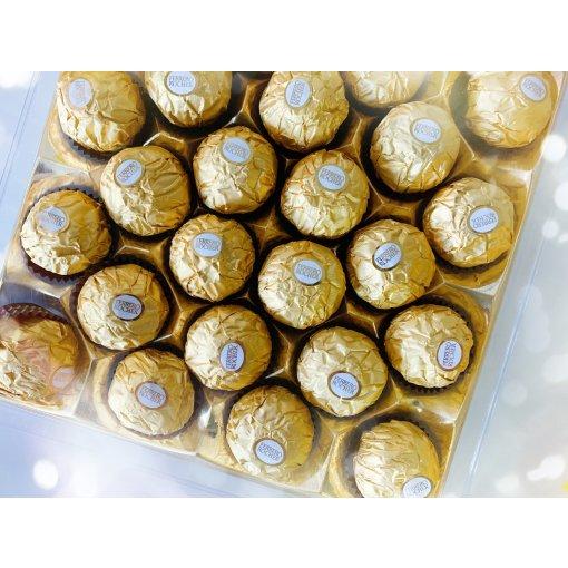 中秋节打卡4⃣️,过节送礼的首选,费列罗巧克力