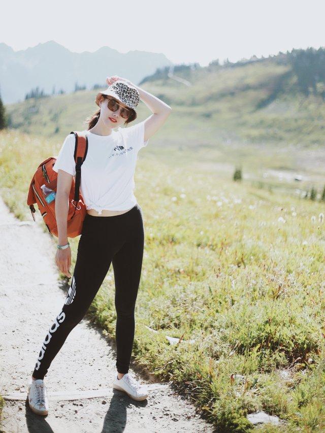 穿搭 | Hiking也要美美哒&...