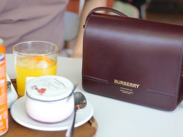 西班牙买的Burberry Grace