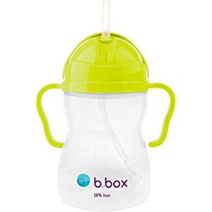 Amazon.com : b.box Sippy Cup - Replacement Straws and Cleaner : Baby