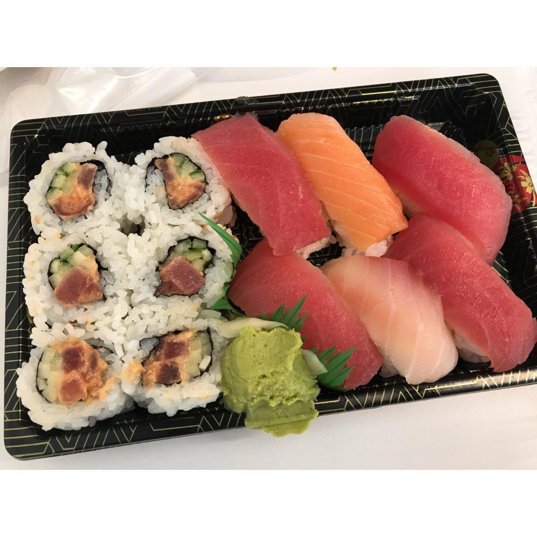 今日午餐·寿司