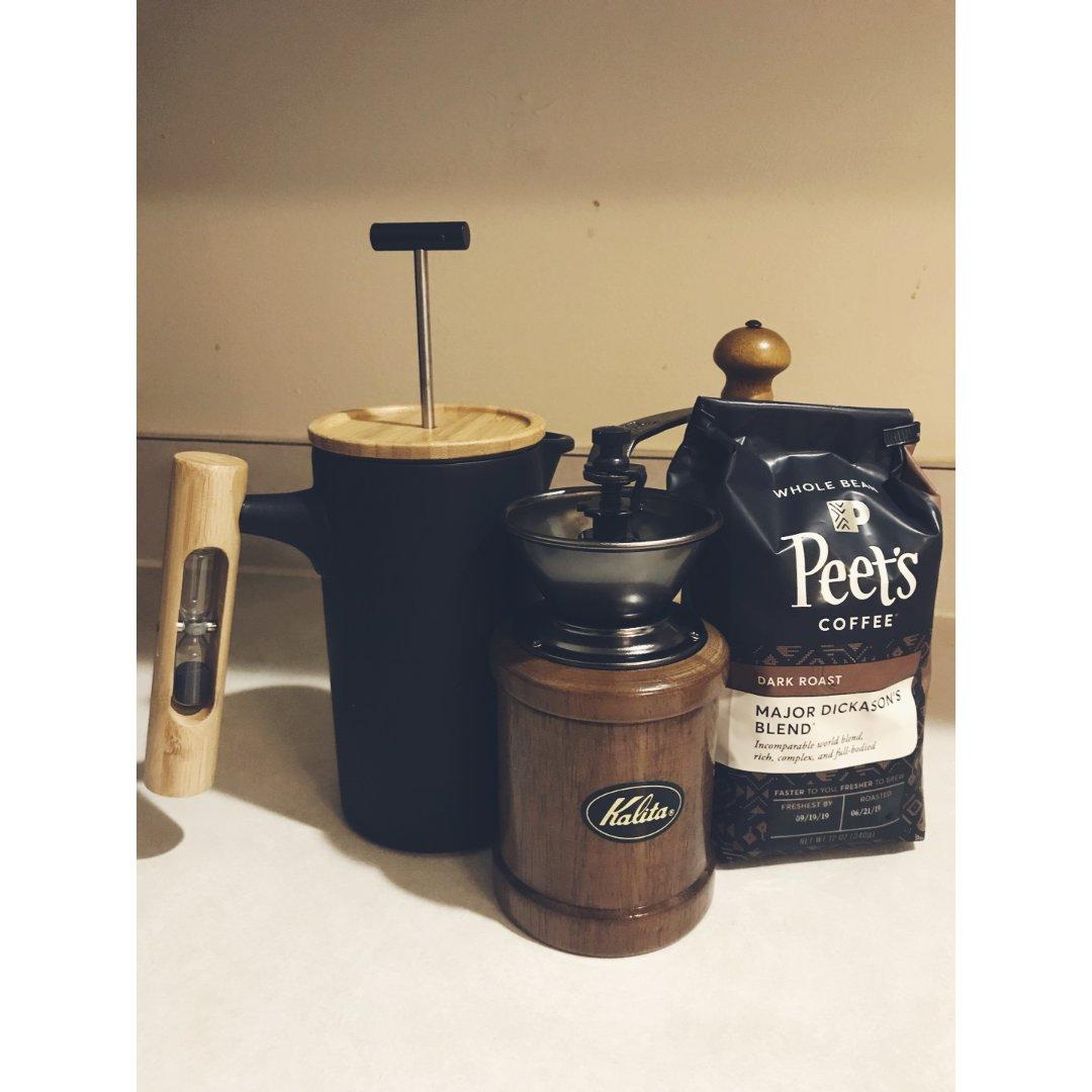 就是想让家里闻起来像咖啡店