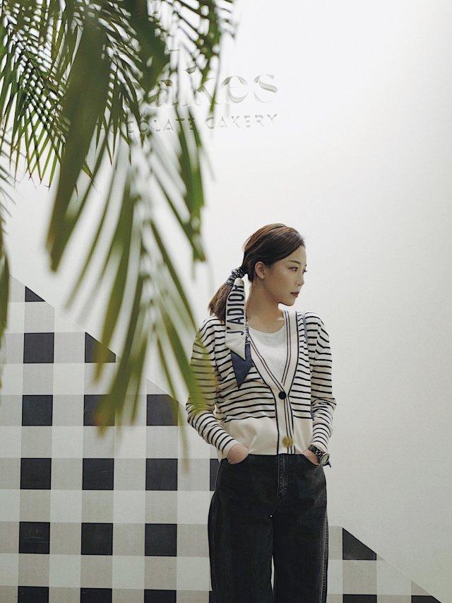 时尚小心机▫️用丝巾玩转穿搭