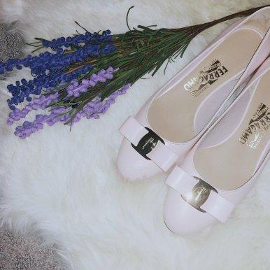 vara 蝴蝶结鞋