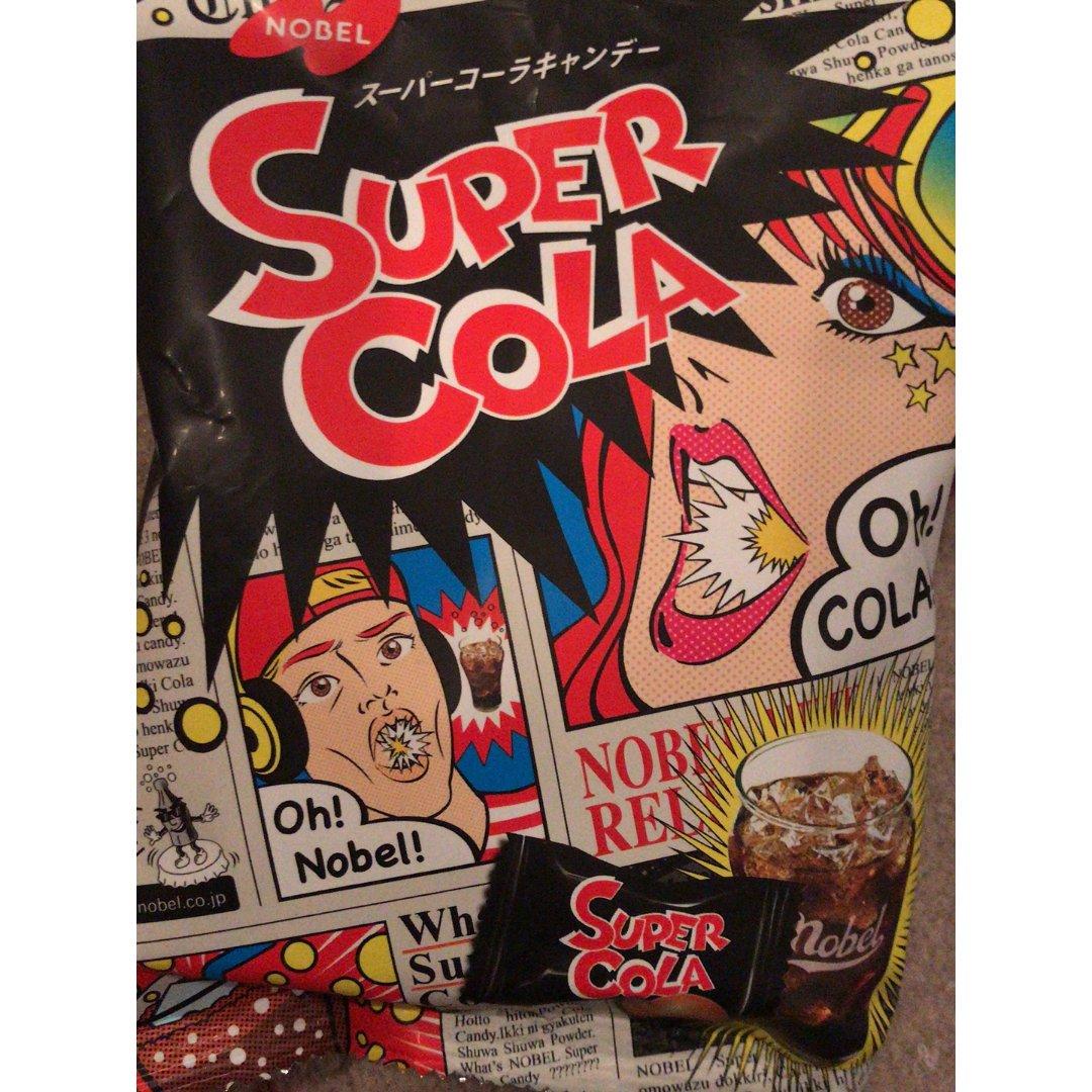 可乐味的糖